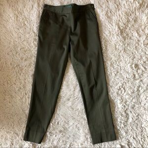 Ralph Lauren Olive Green Trousers